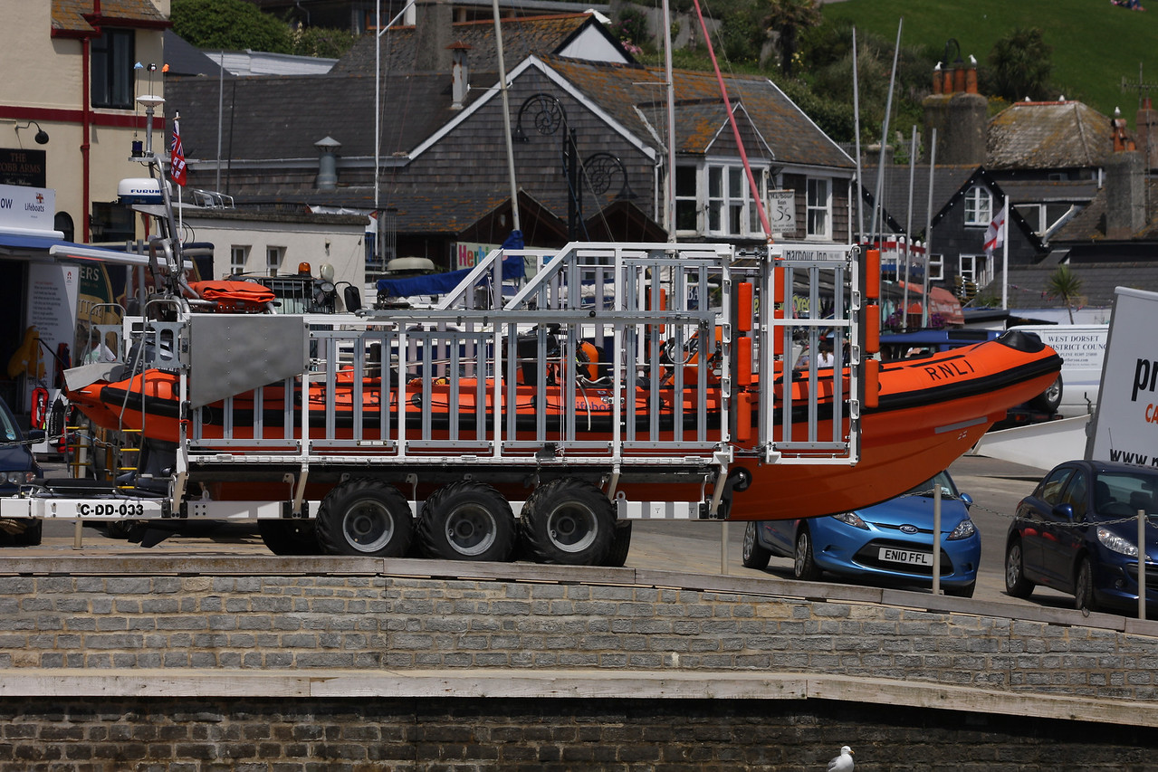 RNLB SPIRIT OF LOCH FYNE