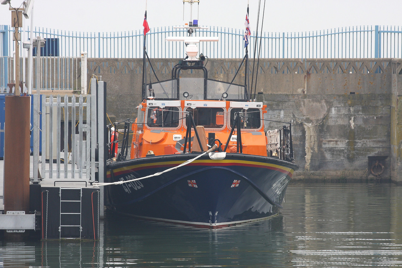 RNLB SPIRIT OF LOWESTOFT