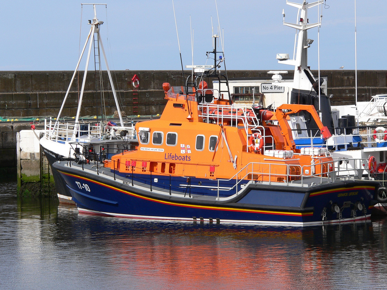 RNLB MICHAEL AND JANE VERNON