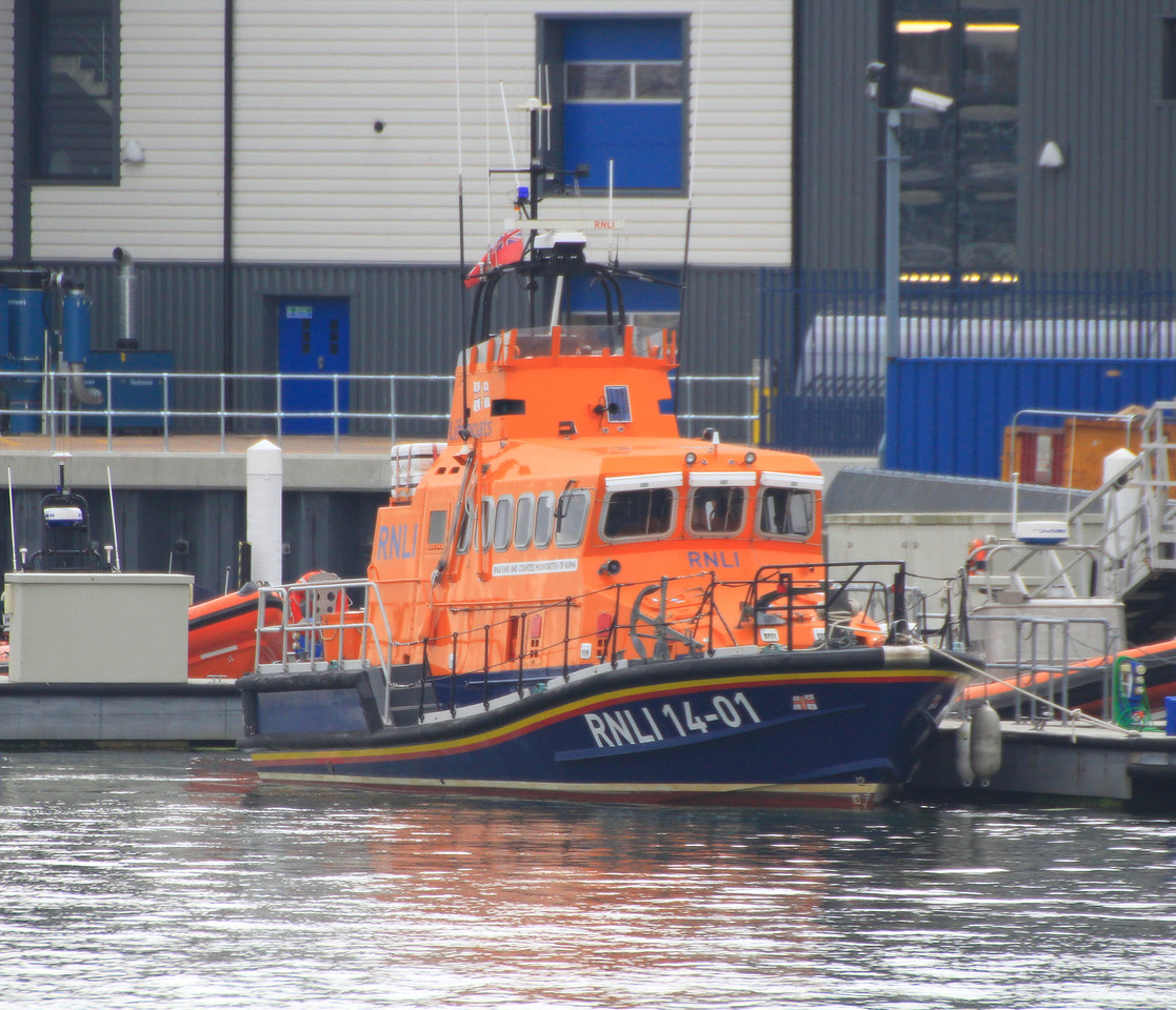 RNLB COUNTESS AND EARL MOUNTBATTEN OF BURMA