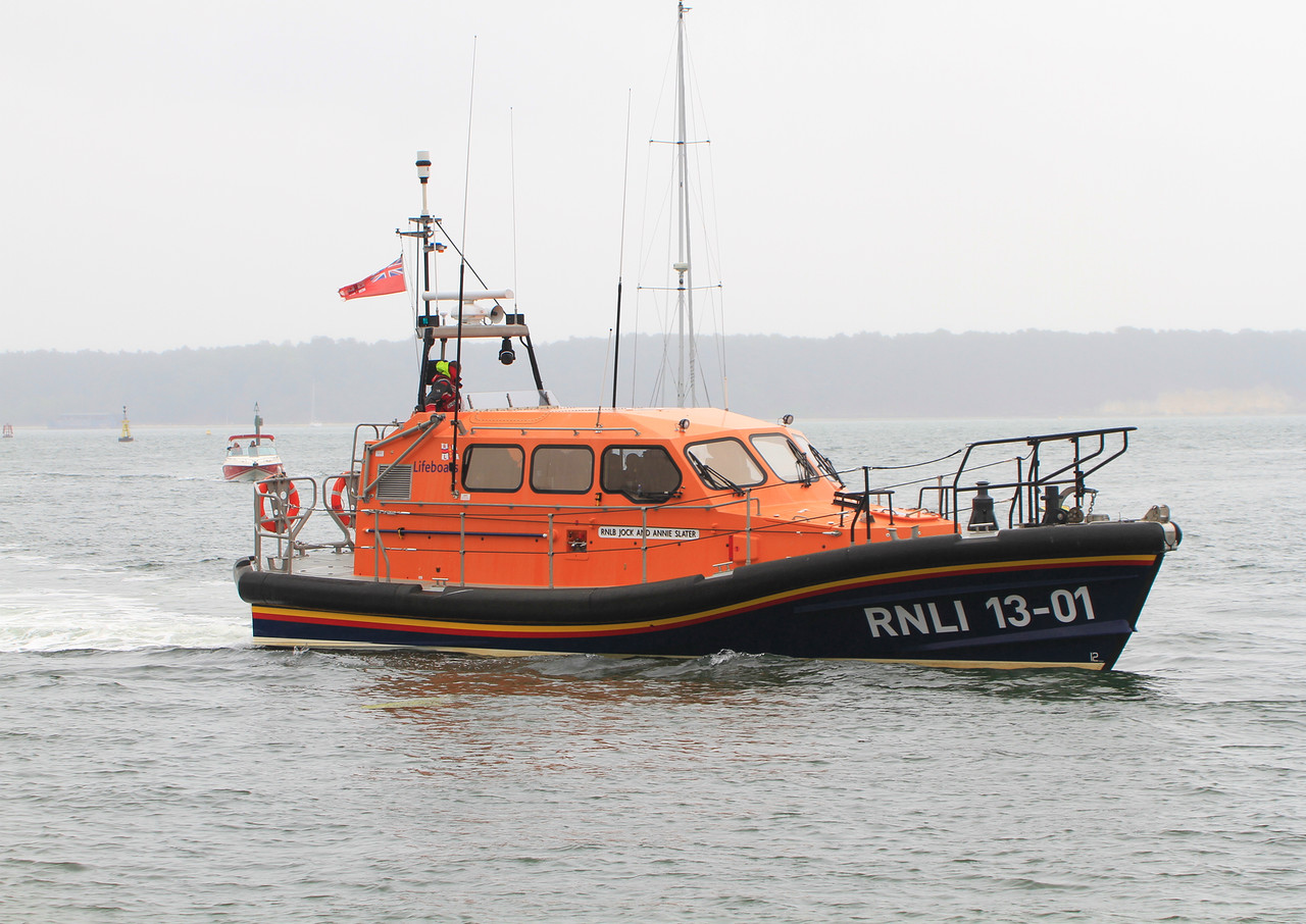 RNLB JOCK AND ANNIE SLATER