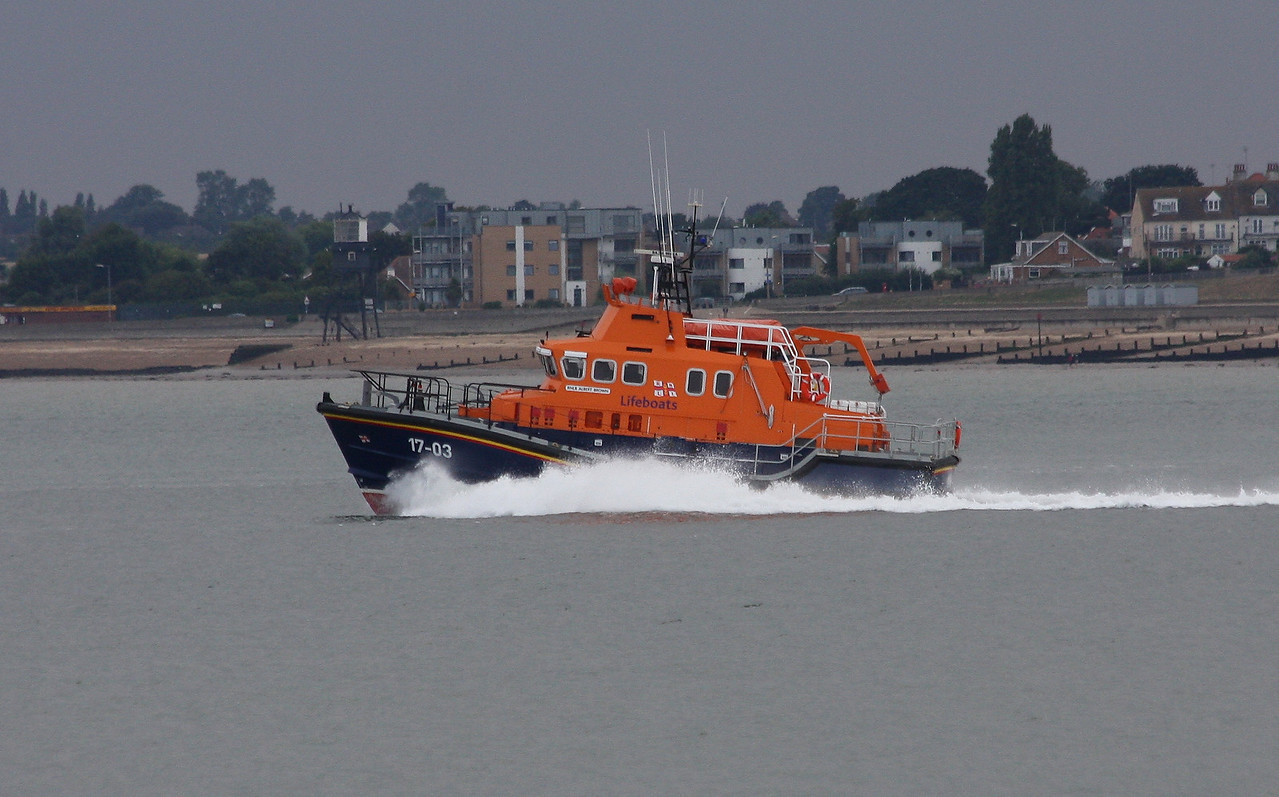RNLB ALBERT BROWN
