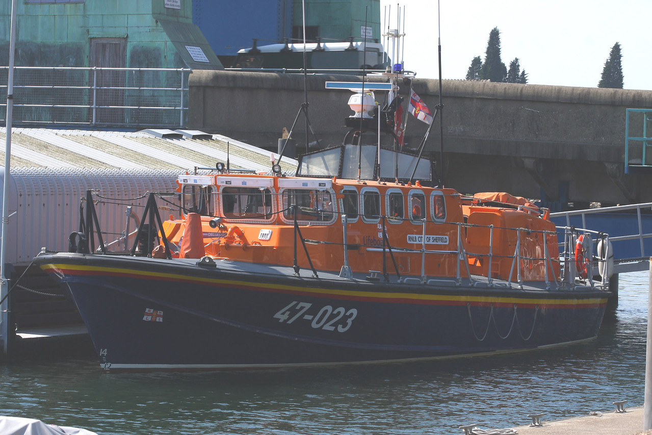 RNLB CITY OF SHEFFIELD