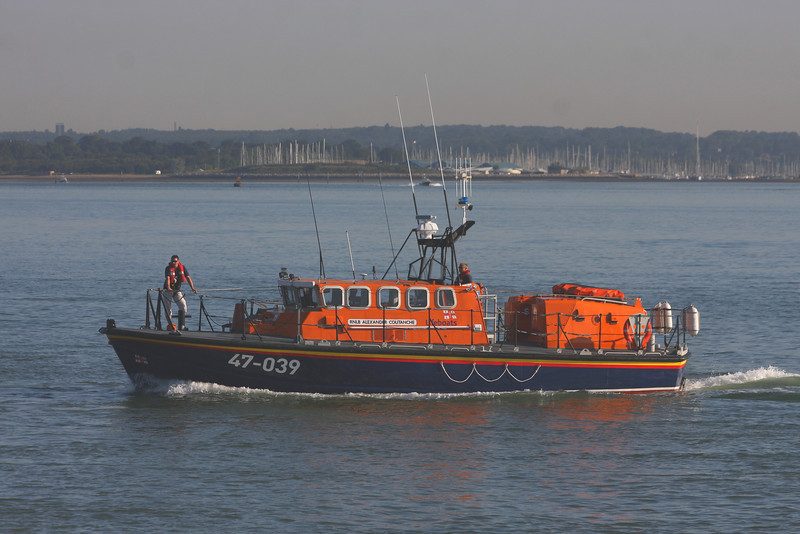 RNLB ALEXANDER COUTANCHE
