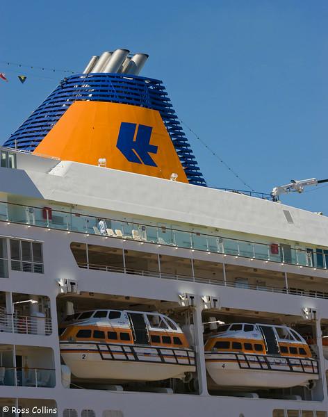 'MS Europa' 2007