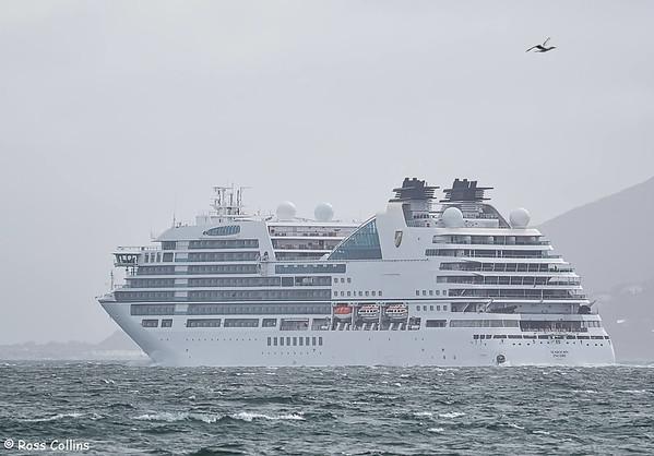 'MV Seabourn Encore' 2017
