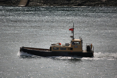 SD ASSIST - Heading out into Plymouth Sound 05.05.10