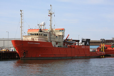 ATLANTIC GUARDIAN IMO:8002200 1112gt @ Great Yarmouth 06.09.12