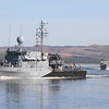 M-1098 FGS SIEGBURG & M-110 HMS RAMSEY