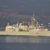 FFH-337 HMCS FREDERICTON, Canada, River Clyde April 2015