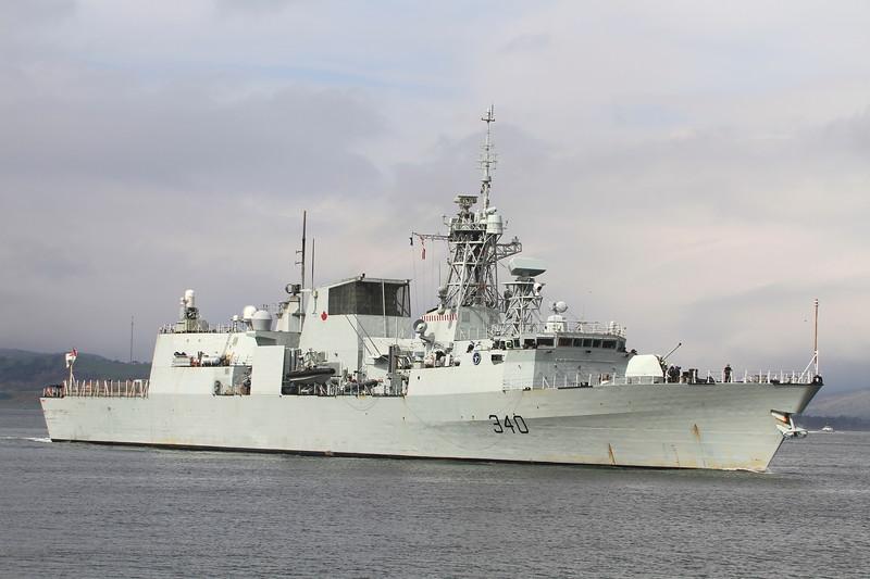 FFH-340 HMCS ST JOHN'S