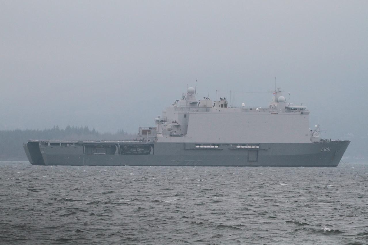 L-801 ZrMs Johan DE WITT
