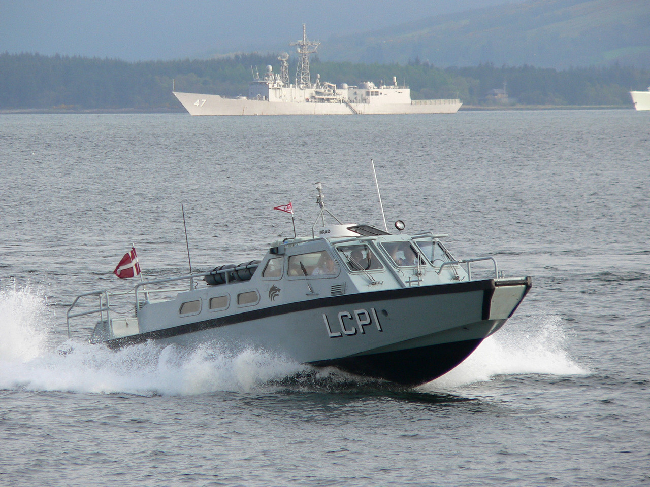 LCP-1 (KDM ABSALON)