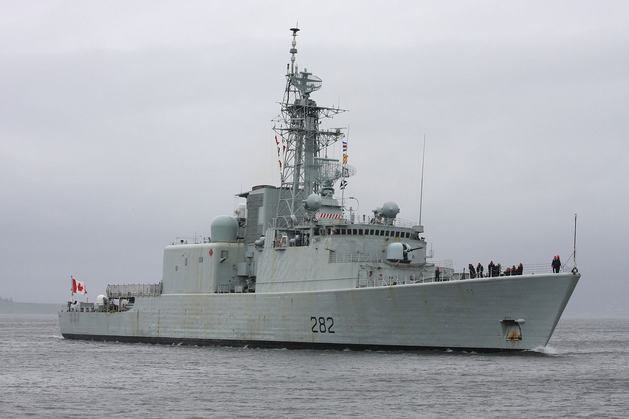 DDH-282 HMCS ATHABASKAN