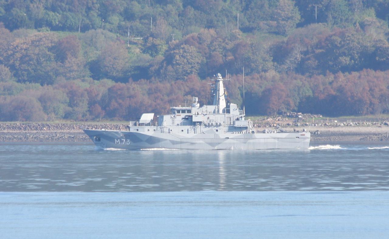 M-73 HMS KOSTER