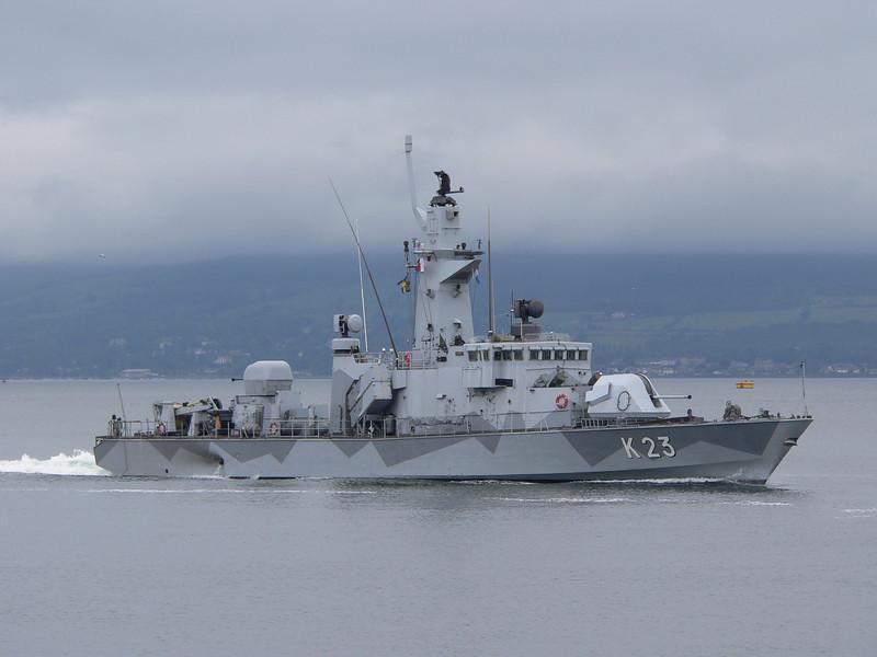 K-23 HMS KALMAR
