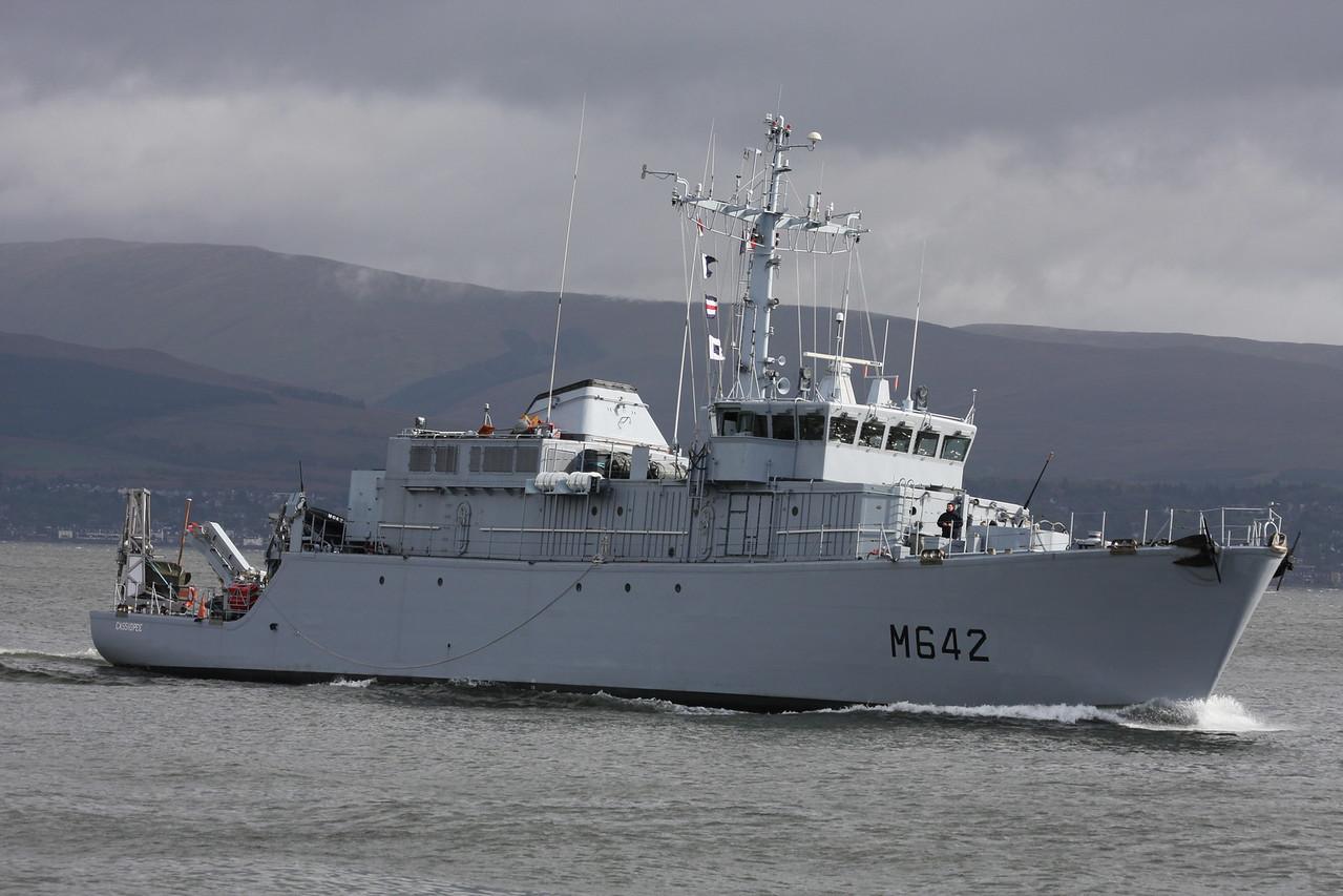 M-642 FS CASSIOPEE