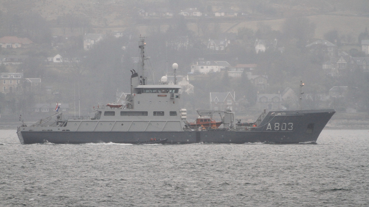 A-803 HrMs LUYMES