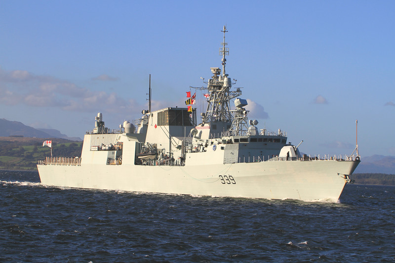 FFH-339 HMCS CHARLOTTETOWN