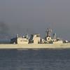 FFH-337, HMCS FREDERICTON, Canada, River Clyde April 2015