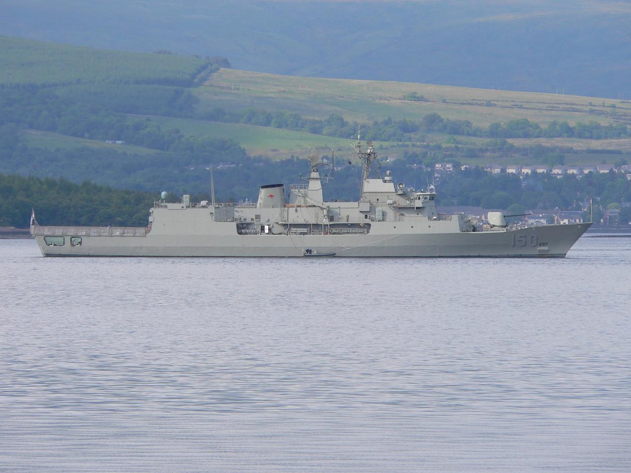 FFH-150 HMAS ANZAC