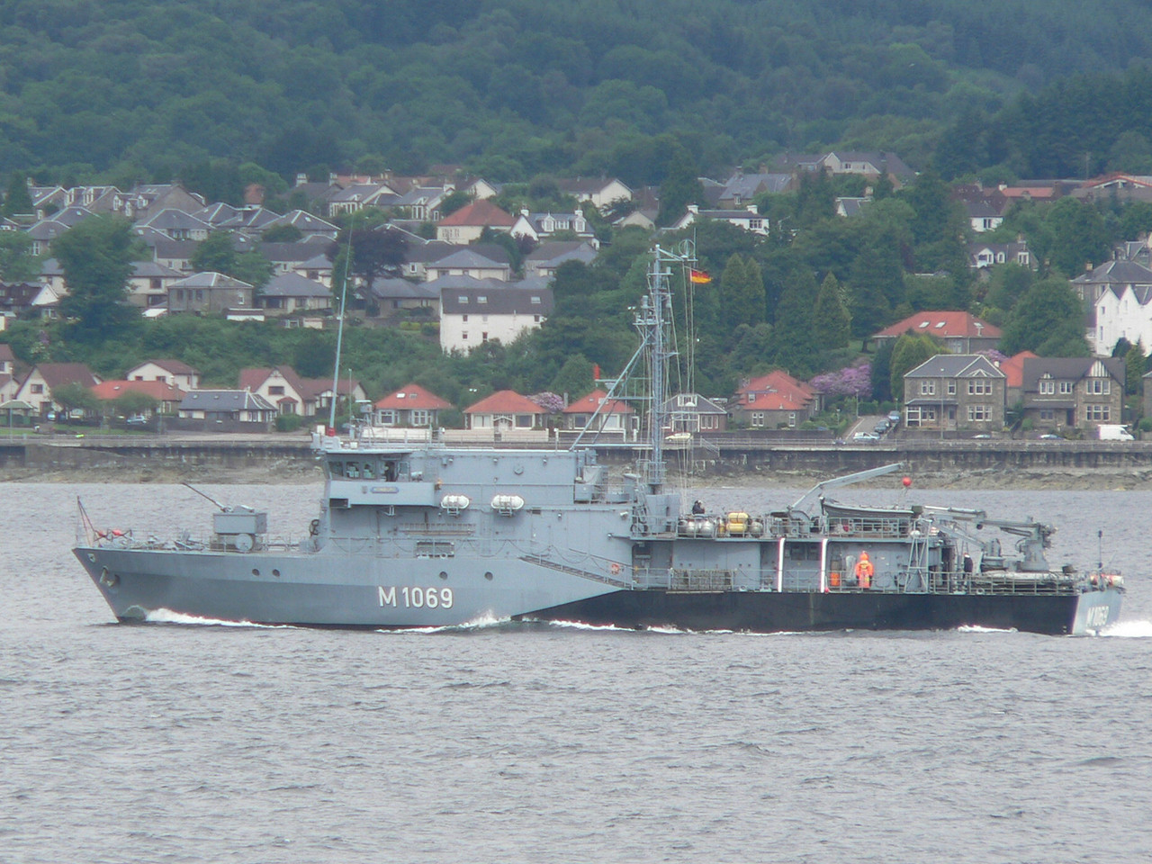 M-1069 FGS HOMBURG