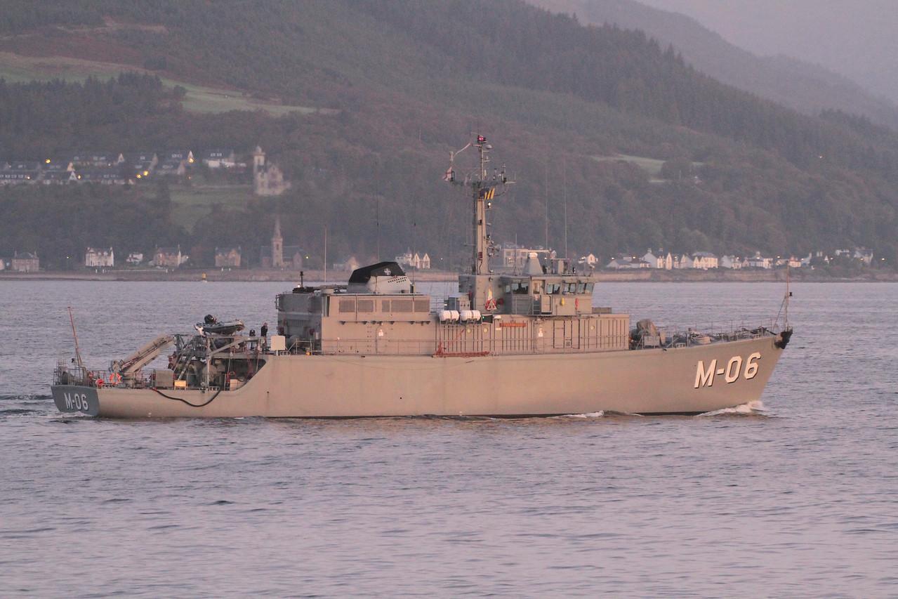 M-06 LNVS TALIVALDIS