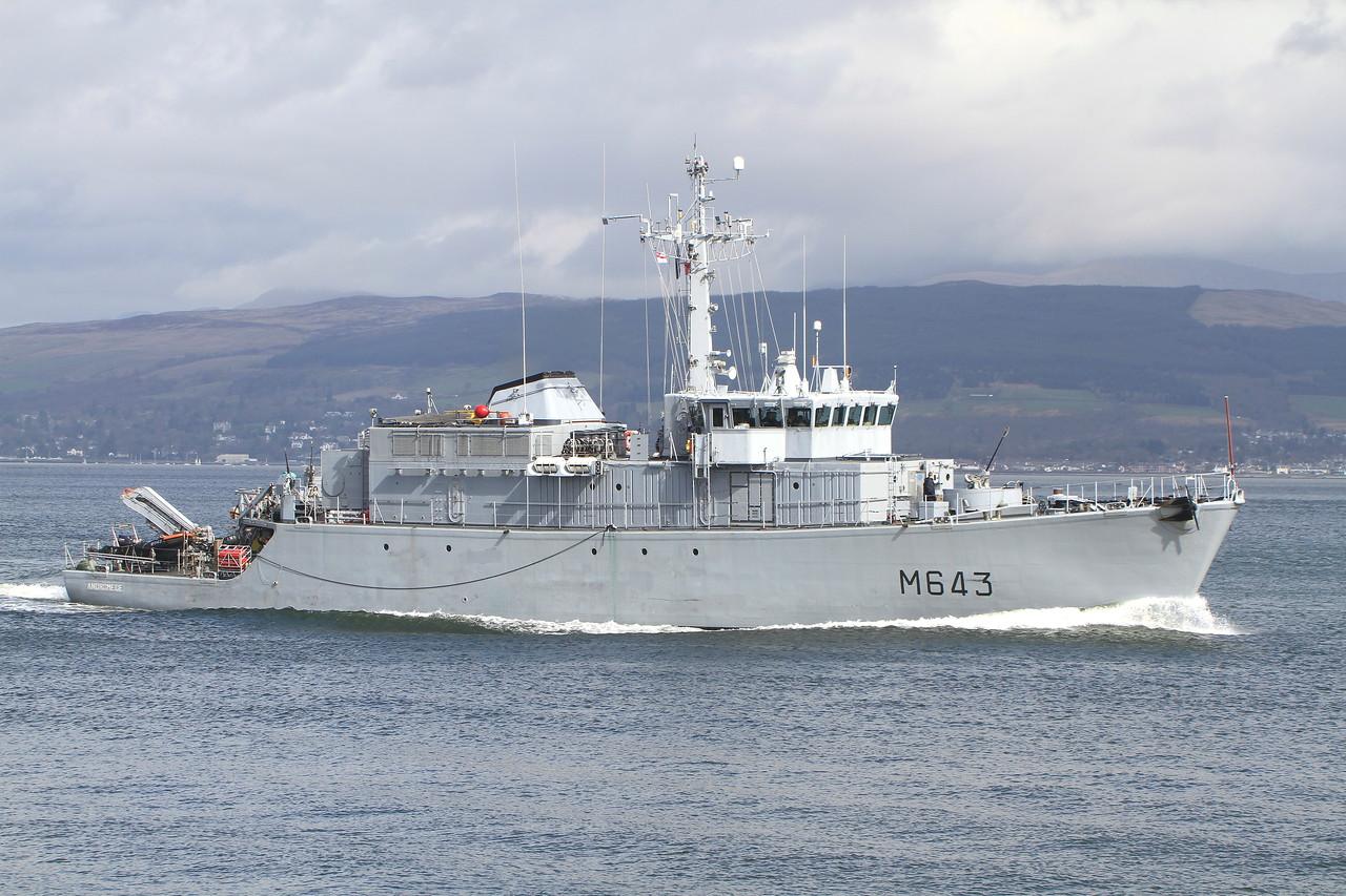 M-643 FS ANDROMEDE