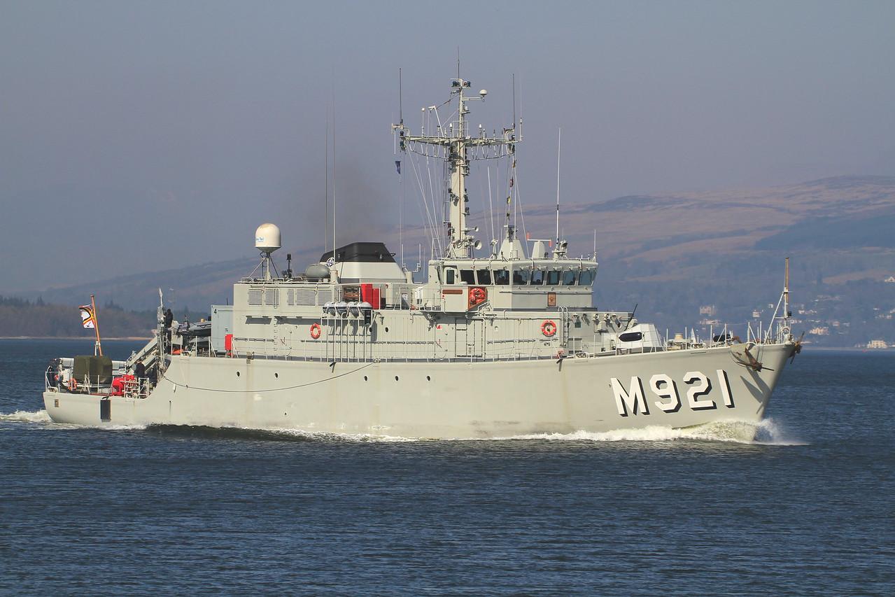 M-921 BNS LOBELIA