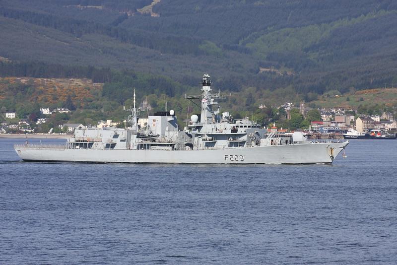 F-229 HMS LANCASTER