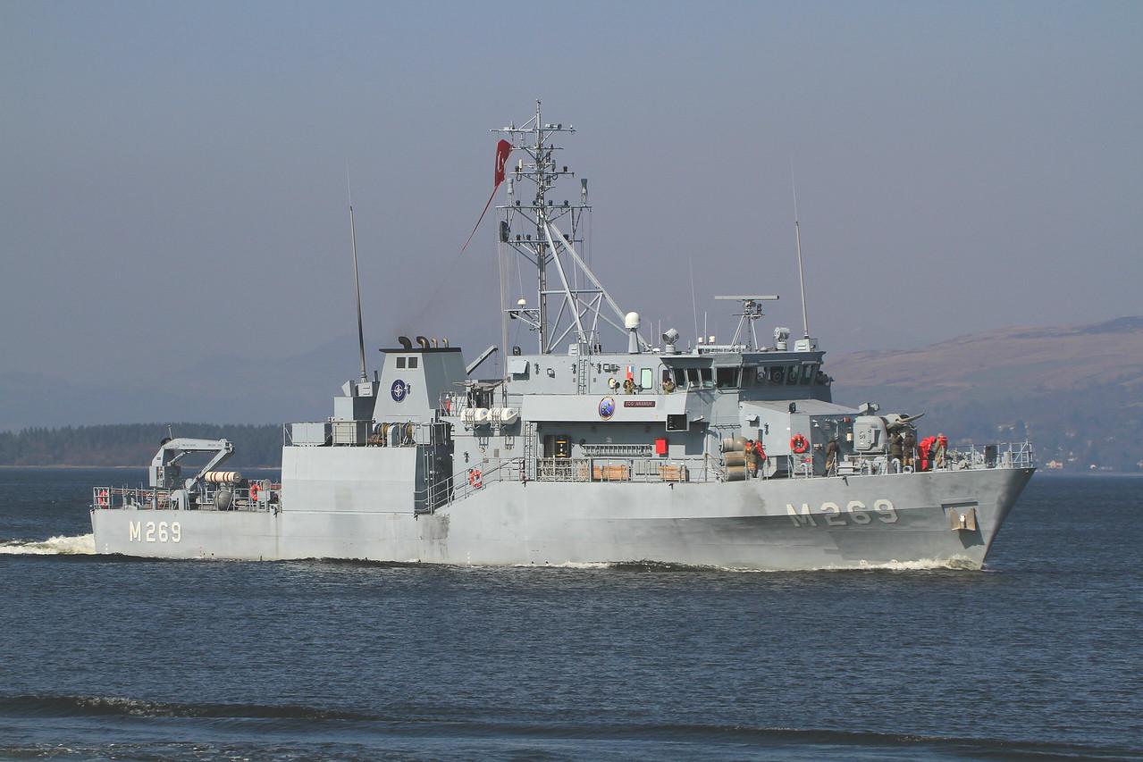 M-269 TCG ANAMUR