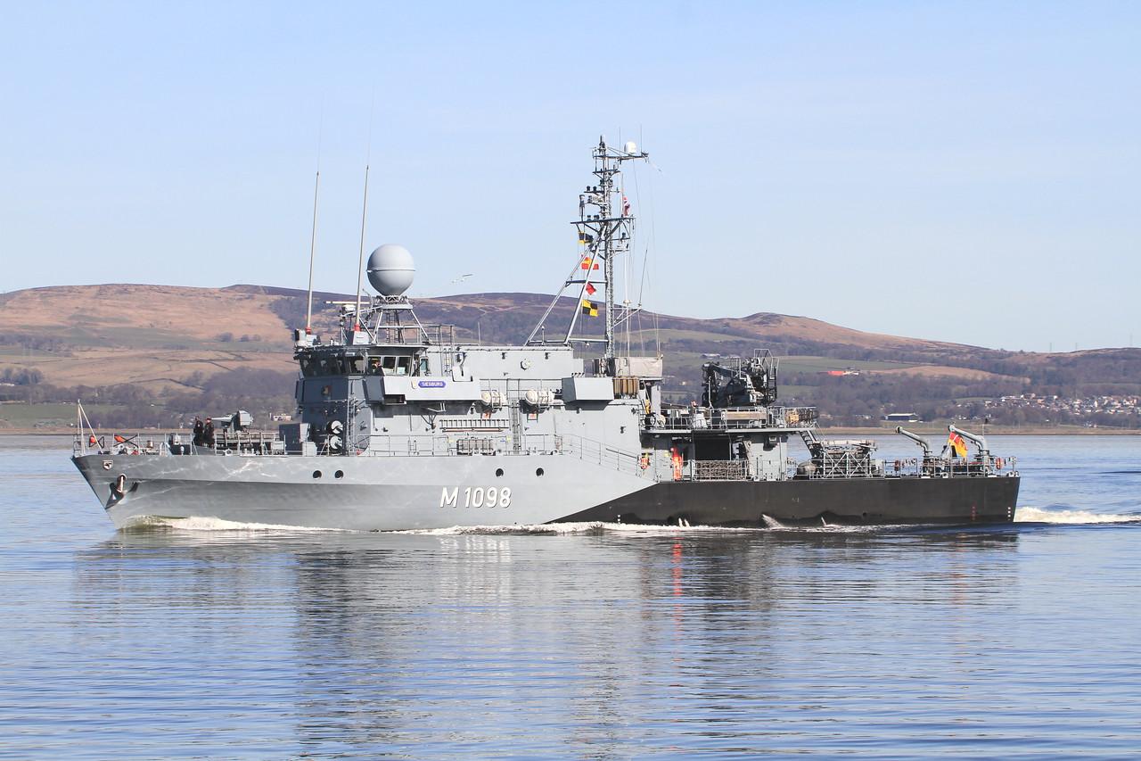 M-1098 FGS SIEGBURG