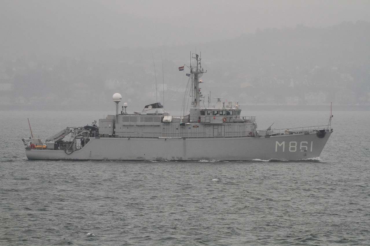 M-861 HrMs URK