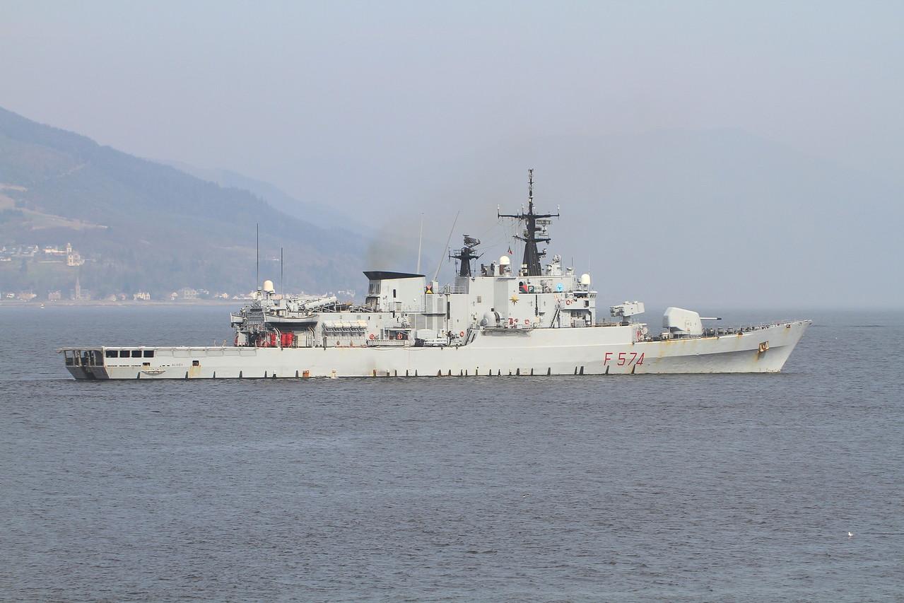 F-574 ITS ALISEO