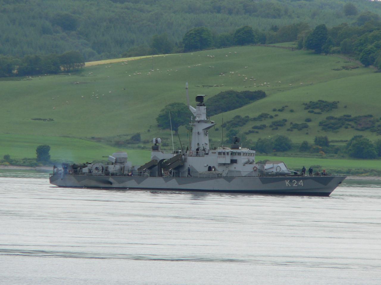 K-24 HMS SUNDSVALL
