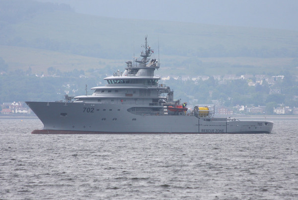 702 MRA EL MOUS'IF, Algeria, River Clyde June 2012