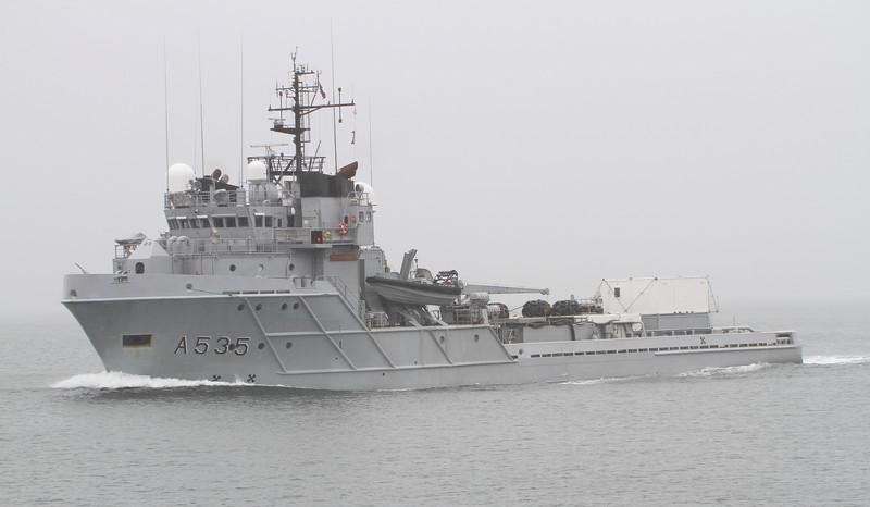 A-535 KNM VALKYRIEN