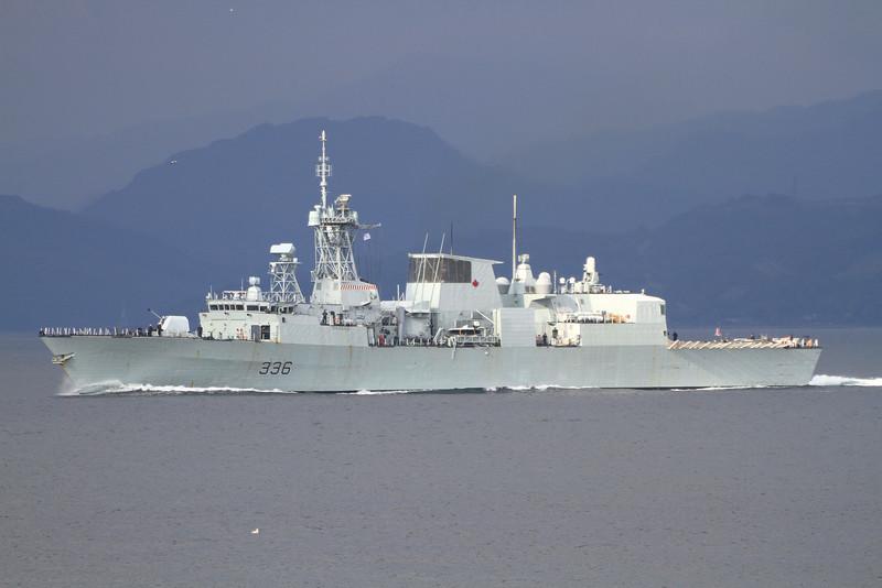 FFH-336 HMCS MONTREAL