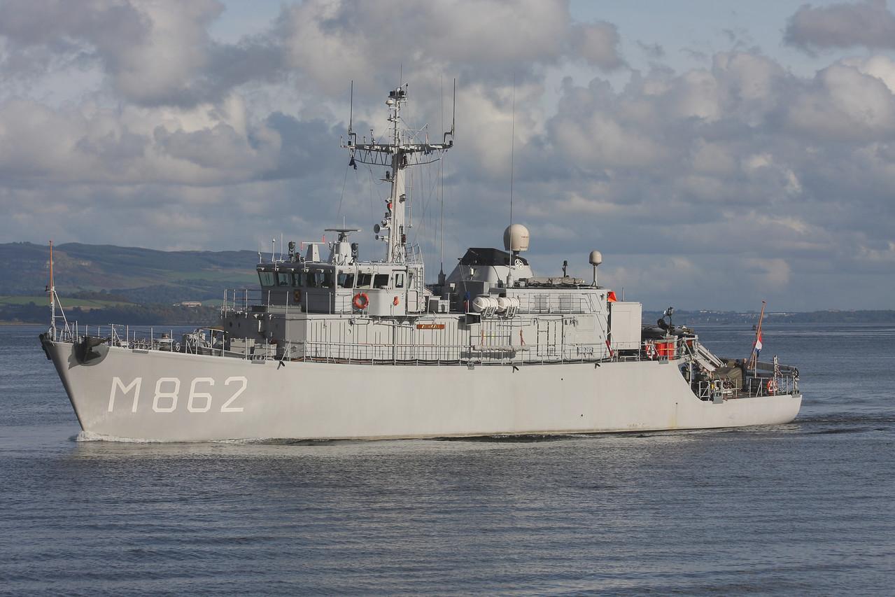 M-862 HrMs ZIERIKZEE