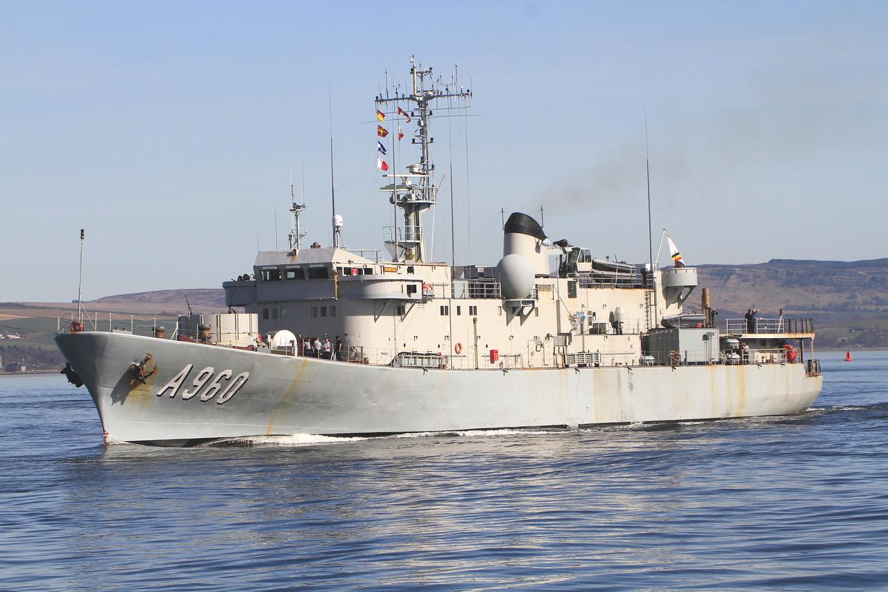 A-960 BNS GODETIA