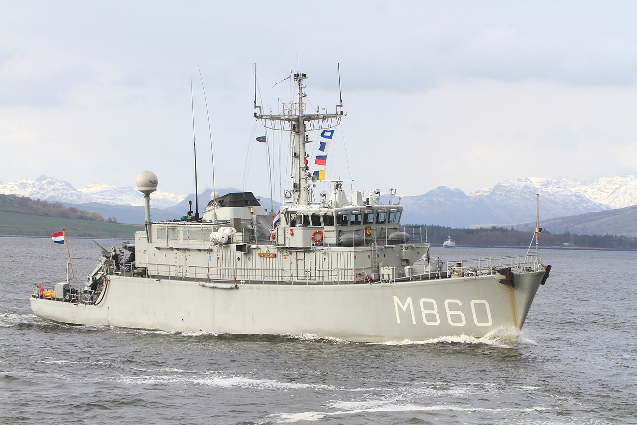 M-860 ZrMs SCHIEDAM