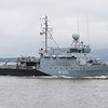 M-1095 FGS UBERHERRN, Germany, River Clyde Sept 2011