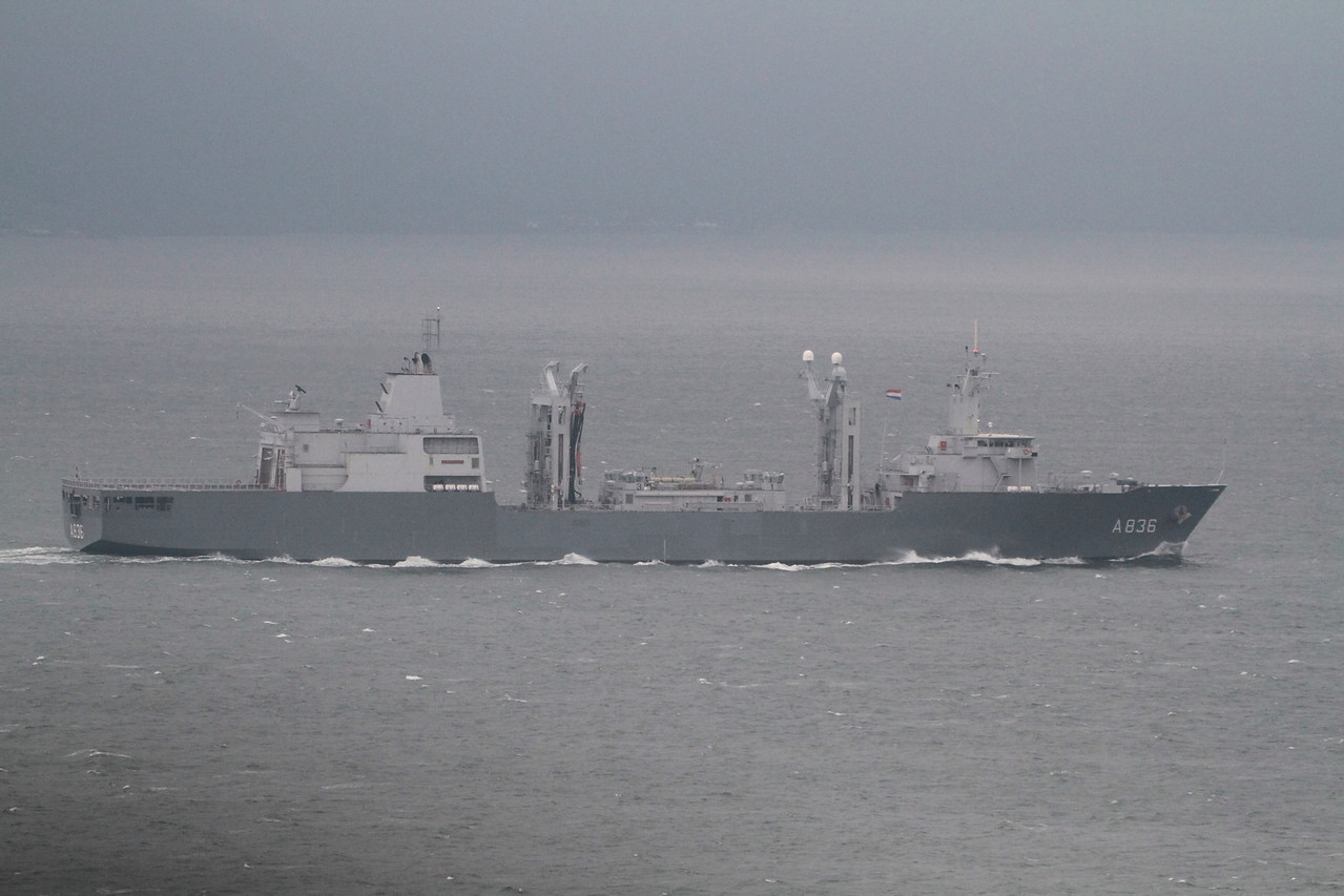A-836 ZrMs AMSTERDAM