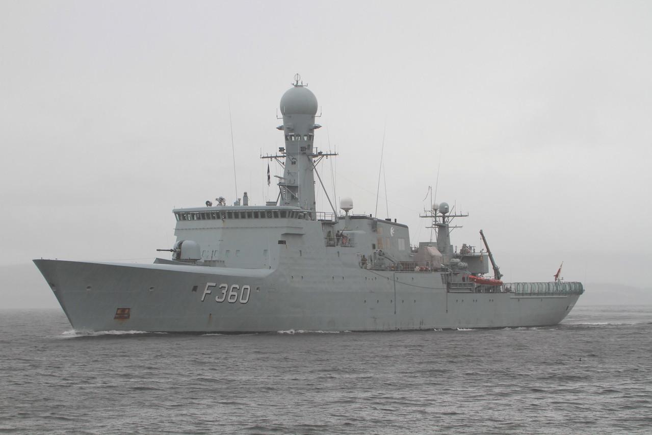 F-360 KDM HVIDBJORNEN