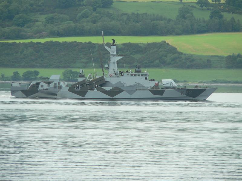 K-22 HMS GAVLE