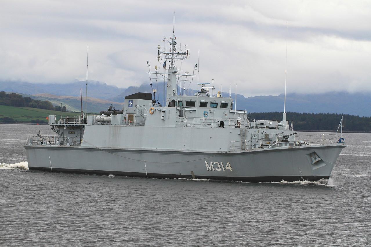 M-314 ENS SAKALA