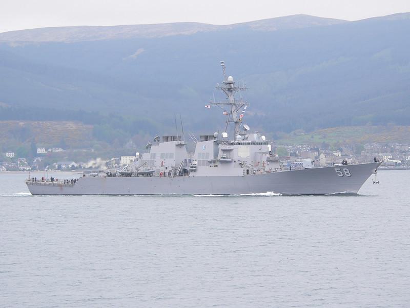 DDG-58 USS LABOON