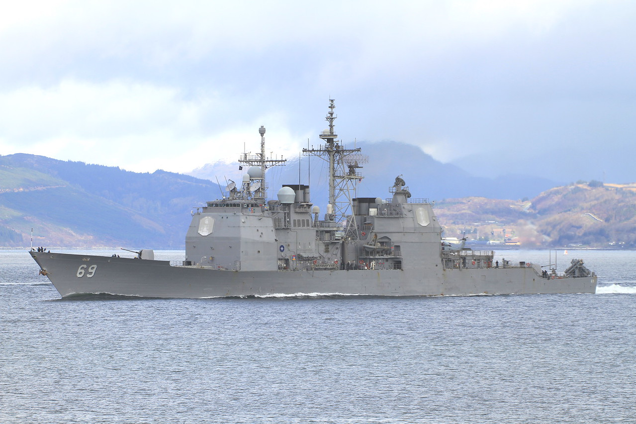 CG-69 USS VICKSBURG