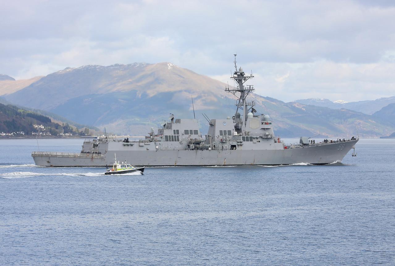 DDG-98 USS FORREST SHERMAN