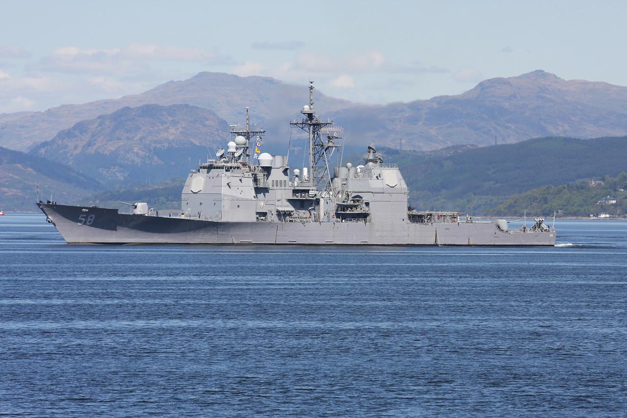 CG-58 USS PHILIPPINE SEA
